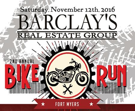 Barclay's Real Estate Group 2nd Annual Bike Run